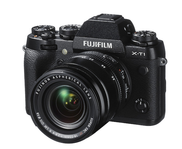 FUJIFILM X-T1 Interchangeable Lens Camera
