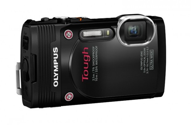 Olympus TOUGH STYLUS TG-850 Digital Camera