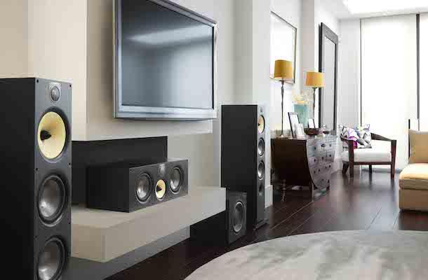 Bowers & Wilkins 683 Speaker System