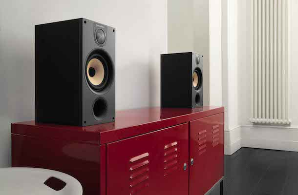 Bowers & Wilkins 686 Bookshelf Speakers