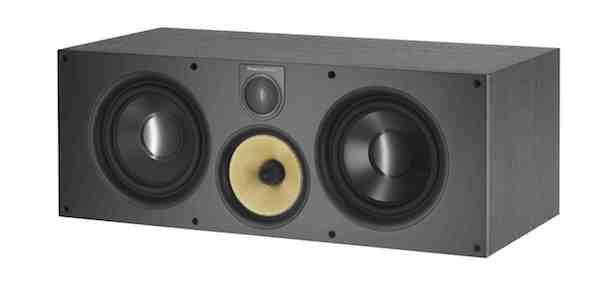 Bowers & Wilkins HTM61 Center Channel Speaker
