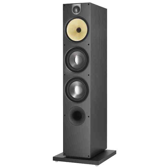 B&W 683 Floorstanding Loudspeakers