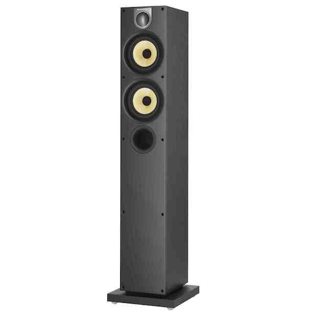 B&W 684 Floorstanding Loudspeakers