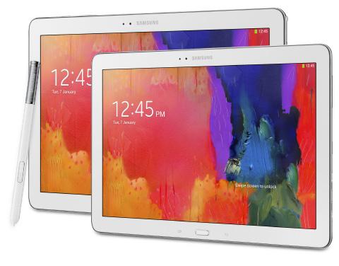 Samsung Galaxy Pro Series Tablets