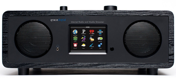 Grace Digital Encore IRC-7500 Front