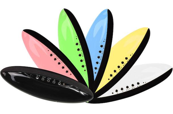 Sceptre SoundPal Top Colors