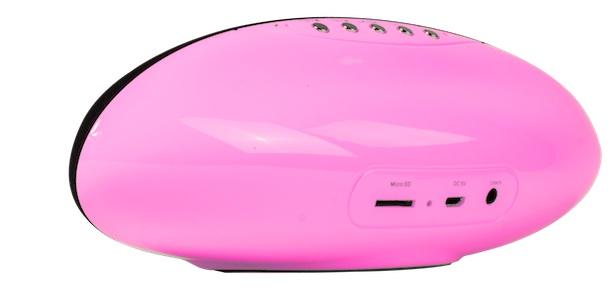 Sceptre SoundPal Back Pink