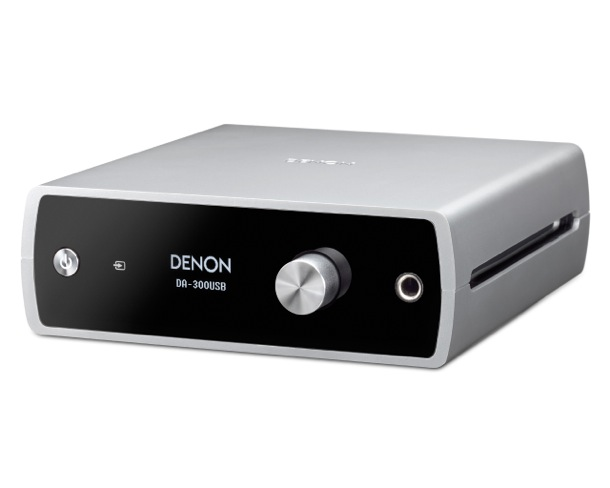 Denon DA-300USB DAC and Headphone Amplifier