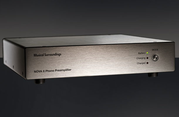 Musical Surrounding Nova II Phono Preamplifier