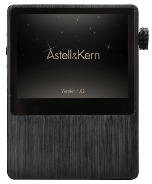Astell&Kern AK100 top