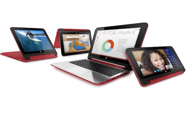 HP Pavilion x360 Convertible Laptop / Tablet