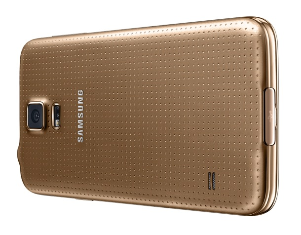 Samsung Galaxy S5 Copper