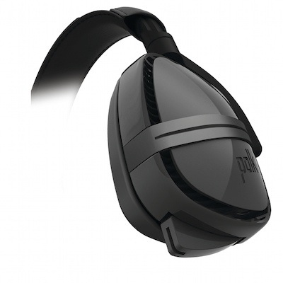 Polk Audio 4 Shot Gaming Headset Black
