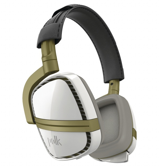 Polk Audio 4 Shot Gaming Headset White
