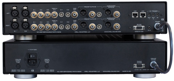 Krell Illusion Stereo Preamp