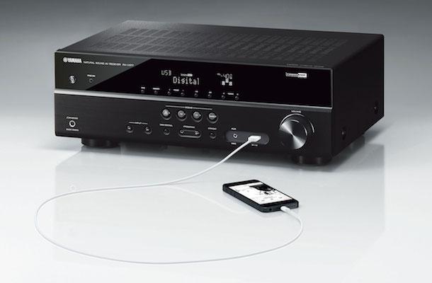 Yamaha RX-V377 A/V Receiver