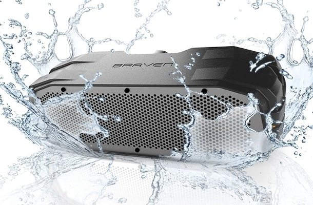 BRAVEN BRV-X rugged Bluetooth Speaker