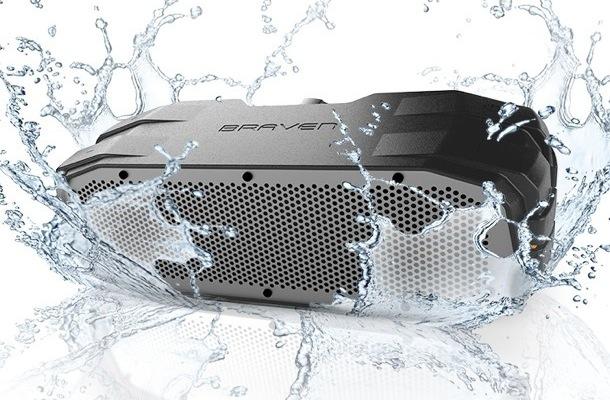 BRAVEN BRV-X rugged Bluetooth Speaker