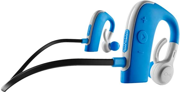 BlueAnt Wireless PUMP HD Sportbuds blue