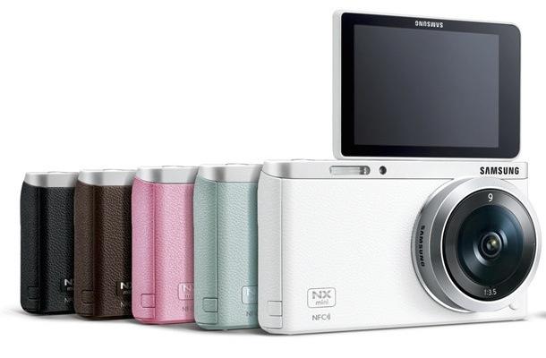Samsung NX mini SMART Camera