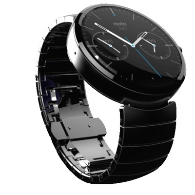 Moto 360 by Motorola Smartwatch