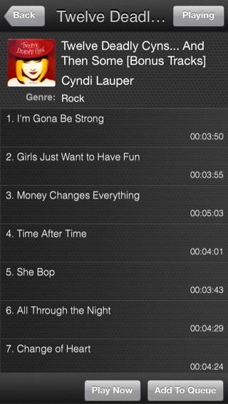 Arcam Songbook iPhone app