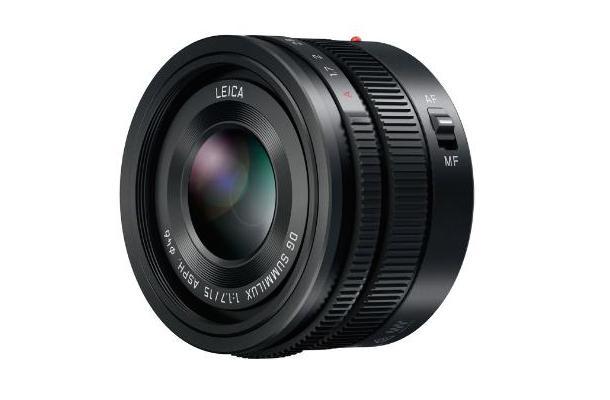 Panasonic LEICA DG SUMMILUX 15mm / F1.7 ASPH Lens