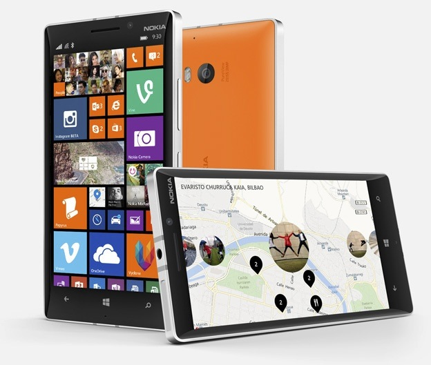 Nokia Lumia 930 Windows Smartphone