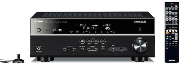 Yamaha RX-V577 A/V Receiver