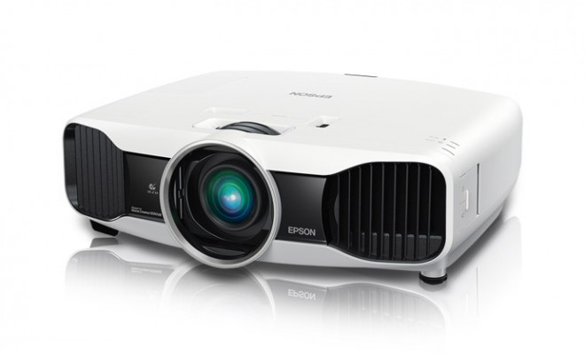 Epson PowerLite Home Cinema 5030UB 2D/3D 1080p 3LCD Projector