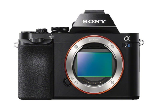 Sony ILCE-7S front