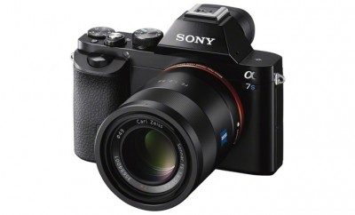 Sony ILCE-7S Full-Frame Digital Camera