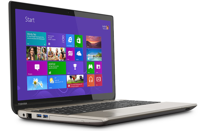 Toshiba Satellite P55t Laptop