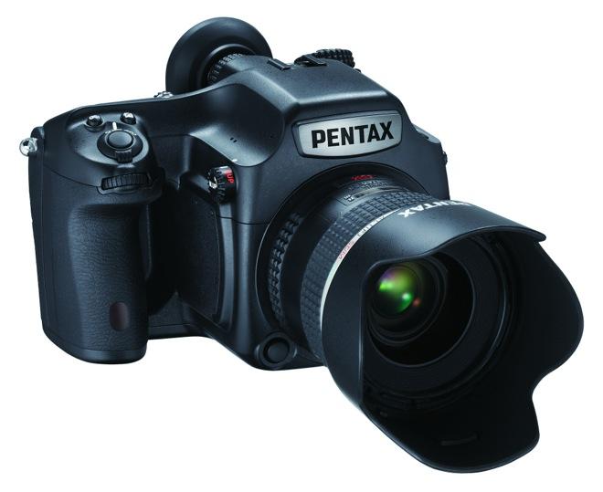Pentax 645z Medium Format Dslr Camera Ecoustics Com