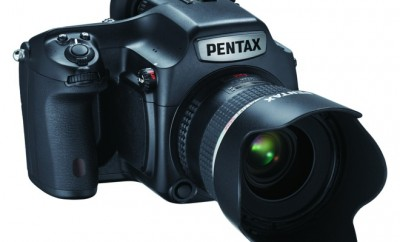 PENTAX 645Z medium-format DSLR Camera