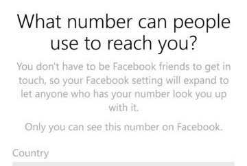 Facebook Messenger (for Windows Phone)