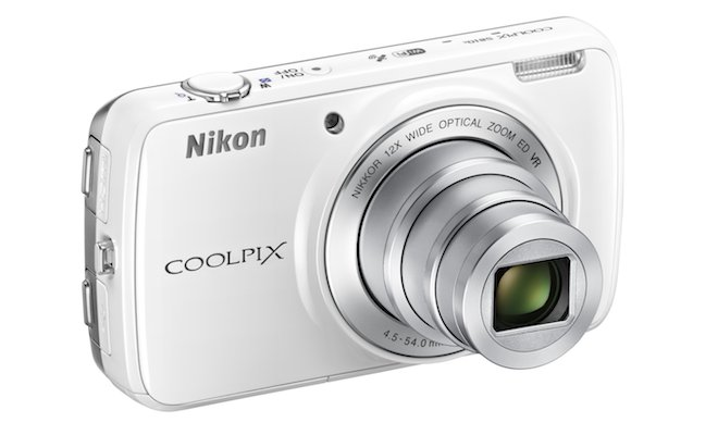 Nikon COOLPIX S810c Digital Camera