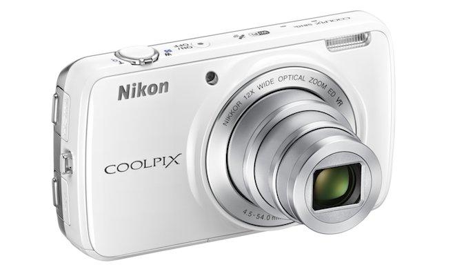 Nikon COOLPIX S810c Digital Camera