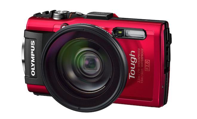 Olympus STYLUS TOUGH TG-3 Digital Camera
