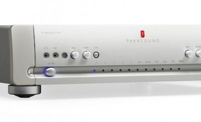 Parasound Halo P 5 Stereo Preamplifier