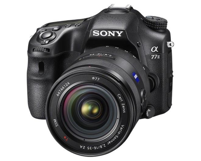 Sony ILCA-77 II