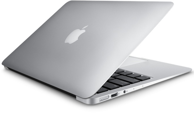 Macbook Air Back 2014