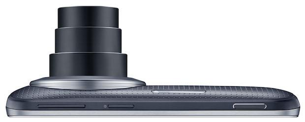 Samsung Galaxy K zoom Smartphone Black