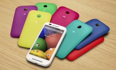 Motorola Moto E Smartphone