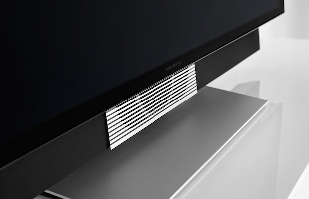 Bang & Olufsen BeoVision AVANT speaker close-up