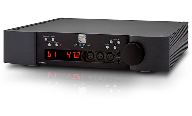 Simaudio MOON Neo 430HA Headphone Amplifier