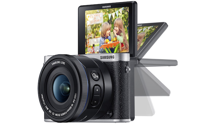 Samsung NX3000 SMART Camera