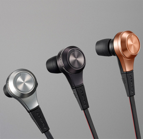 Pioneer SE-CS8 In-ear Headphones