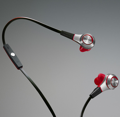 Pioneer SE-CS9 In-ear Headphones