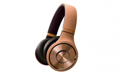 Pioneer SE-MX9 Headphones Copper